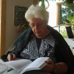 In the picture: Beatrijs Bachman