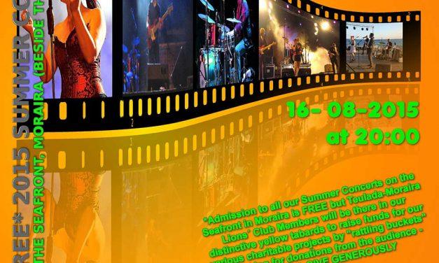 16 aug. Black Glitter – rock, blues & soul concert