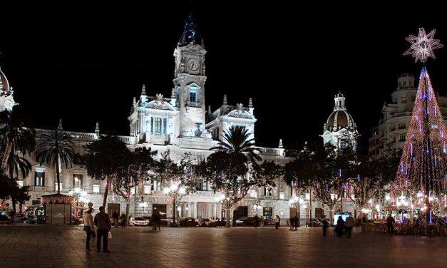 Kerstinkopen in Valencia 16 december 2019