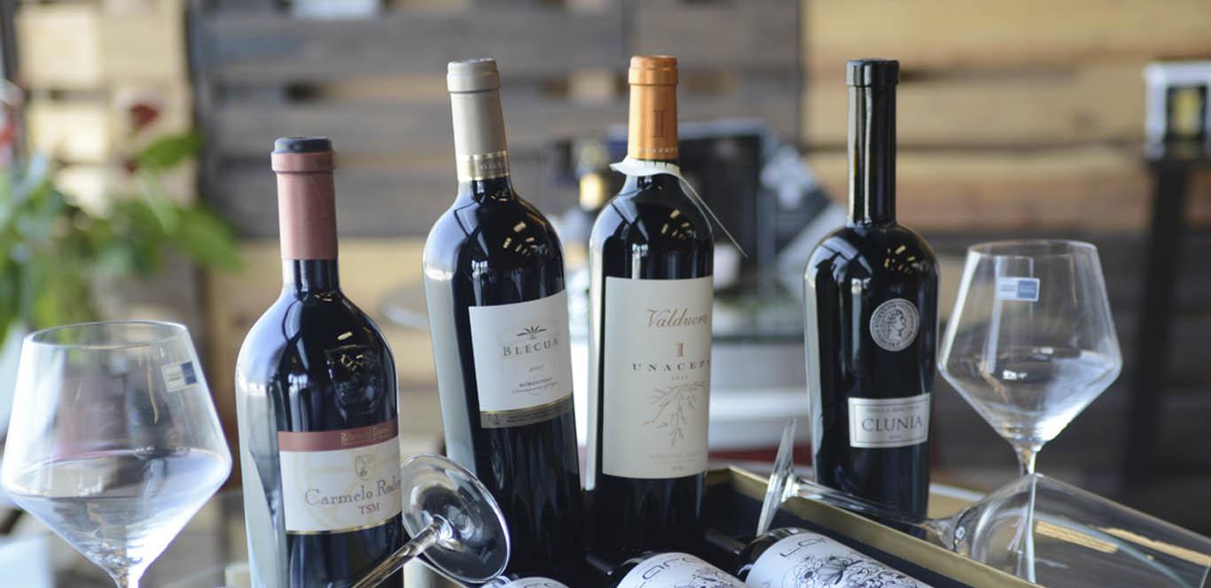 Wijnproeverij 1 december