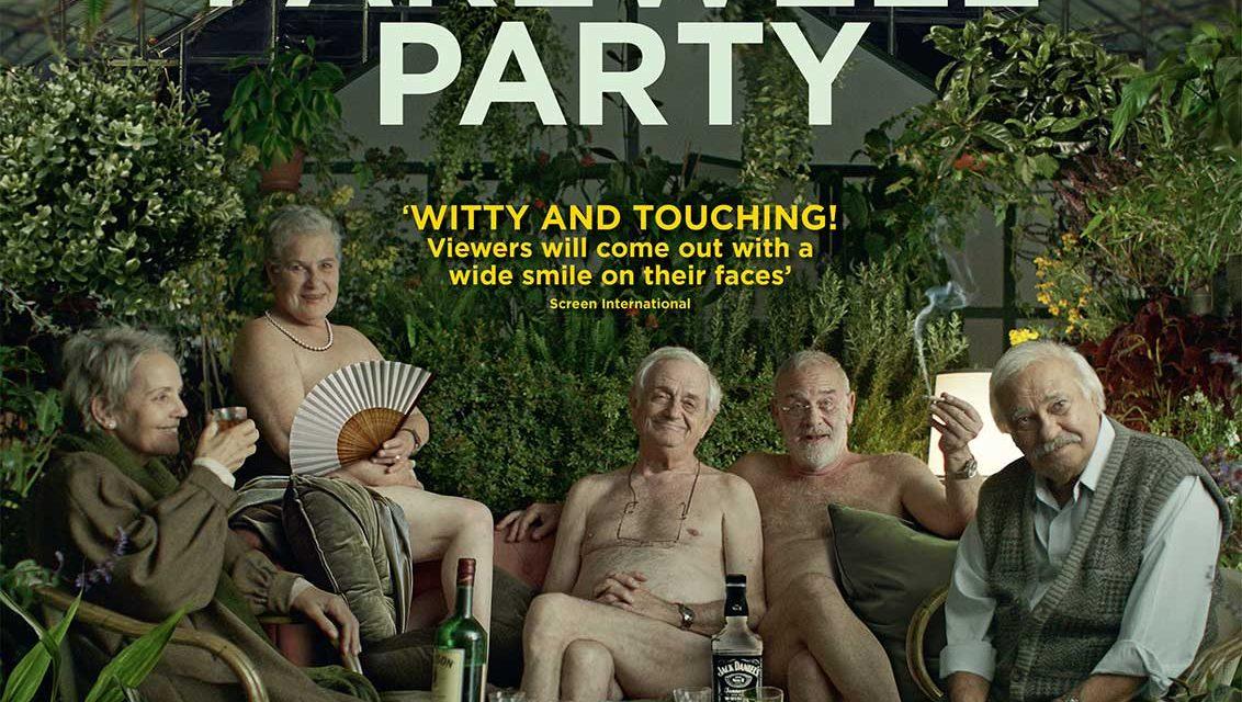 NVOC Filmavond 8 maart 2016: Farewell party