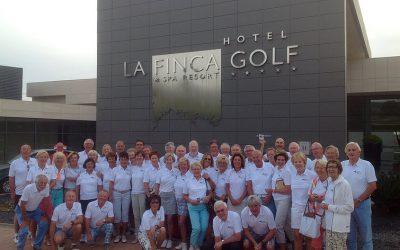 Verslag succesvolle NVOC-golfreis