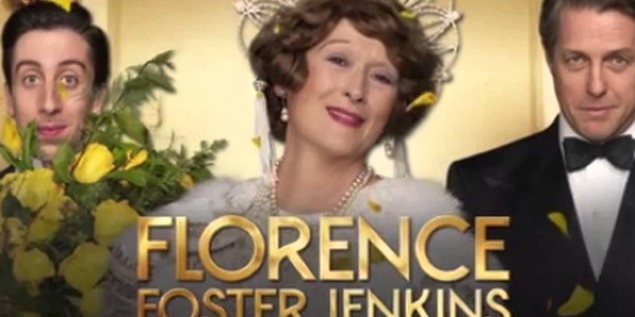 NVOC Filmavond 11 oktober 2016: Florence Foster Jenkins