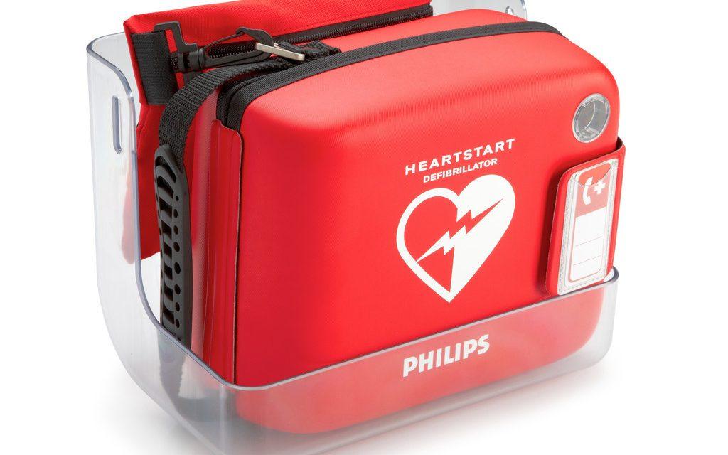 Voorlichting over de AED