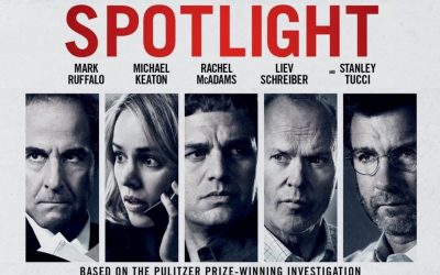 NVOC Filmavond 8 november 2016: Spotlight