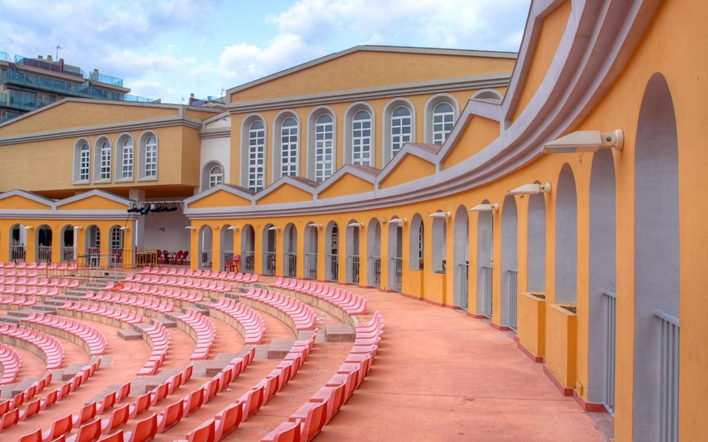 The Royal Opera House in Calpe