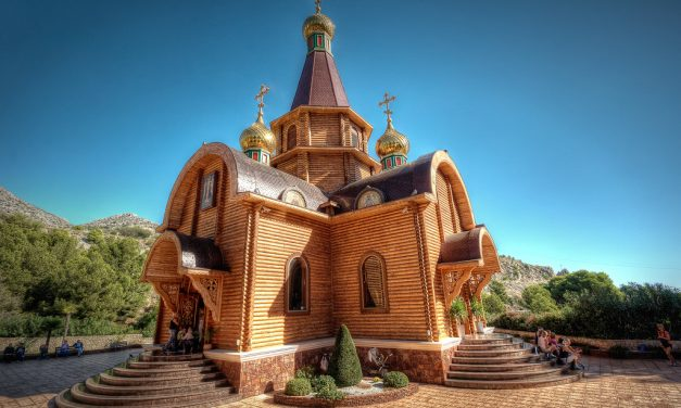 Stukje Spanje: De eerste Russisch Orthodoxe kerk in Spanje