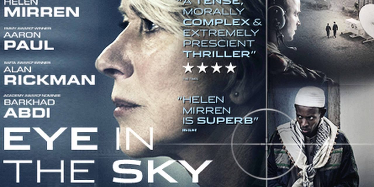 NVOC Filmavond 14 februari 2017: Eye in the Sky