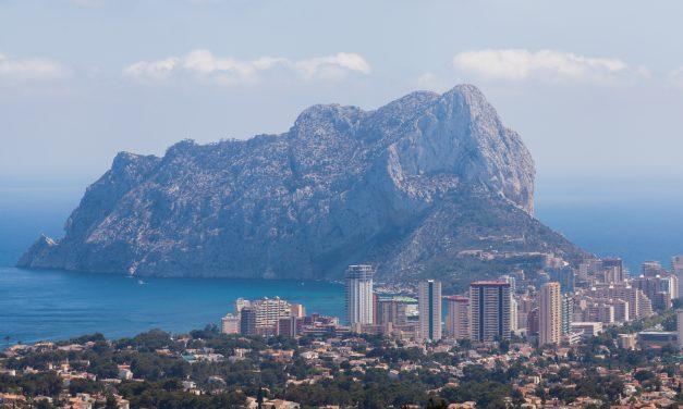 De Ifach – Gibraltar van het Noorden