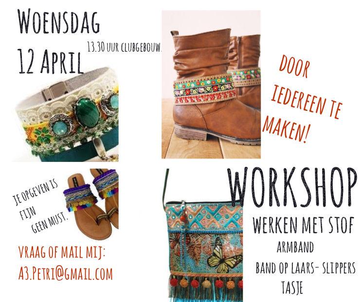 Workshop 12 april