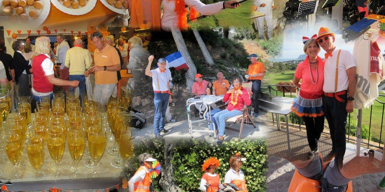 Verslag NVOC Golf viering  Koningsdag