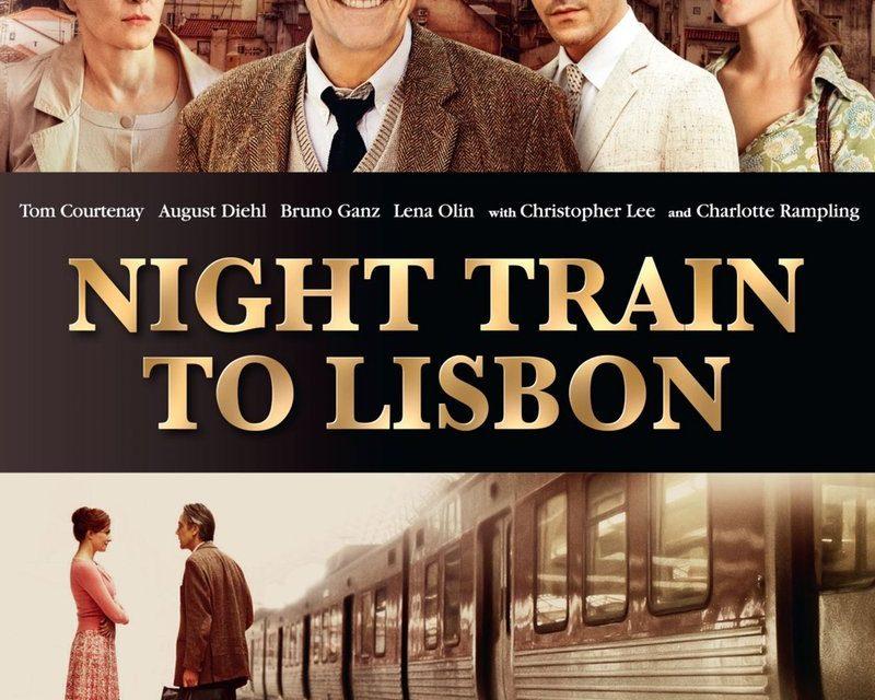 NVOC Filmavond 10 oktober 2017: De nachttrein naar Lissabon