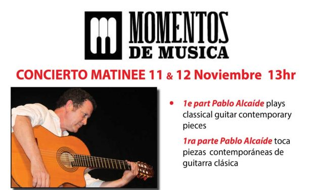 Momentos de Musica 11&12 november