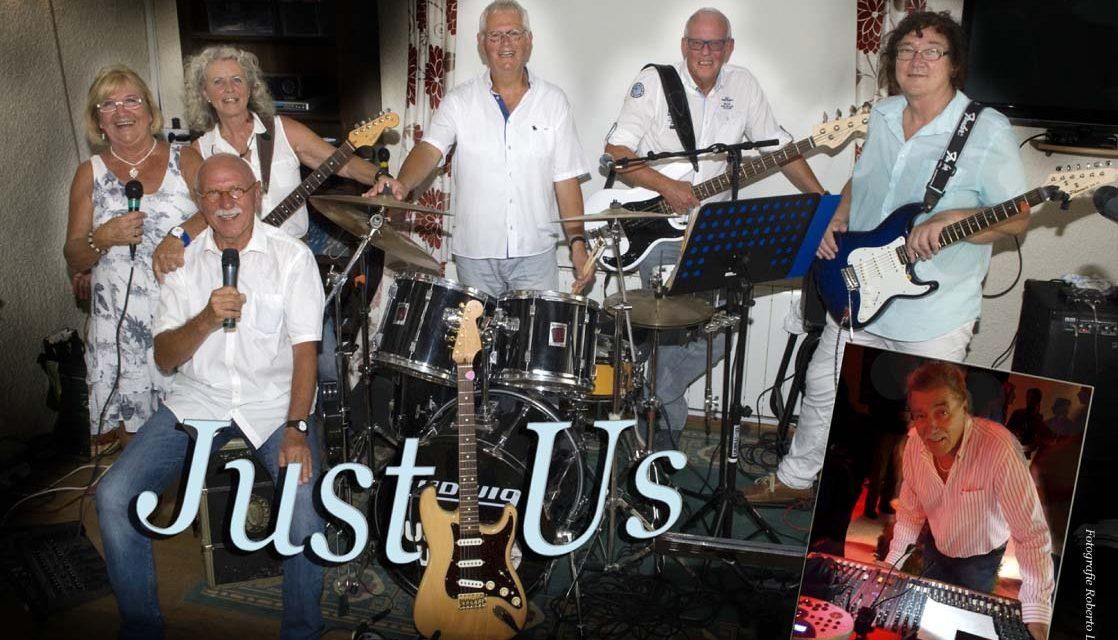 Goud van Oud met Just Us!