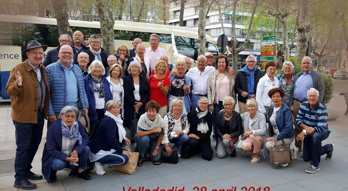 Verslag clubreis 2018 naar Salamanca, Zamora en Madrid