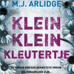 Nieuw in de bieb: Klein klein kleutertje – M.J. Arlidge