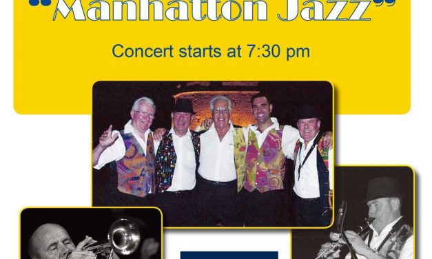 Manhaton Jazz 9 sept 2018