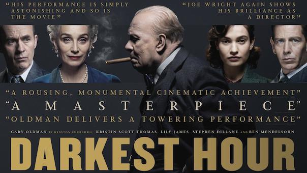 NVOC FILMTIP: Darkest Hour