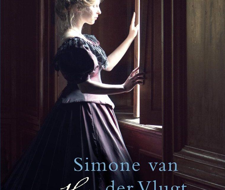 Nieuw in de bieb: Het schaduwspel – Simone van der Vlugt