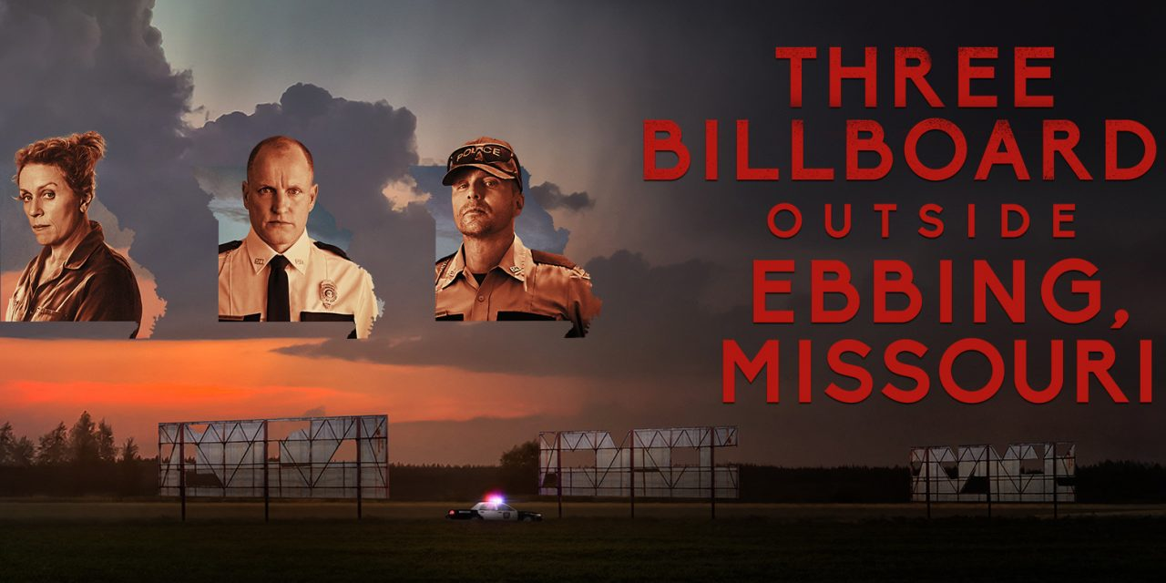 NVOC Filmtip: Three Billboards Outside Ebbing, Missouri