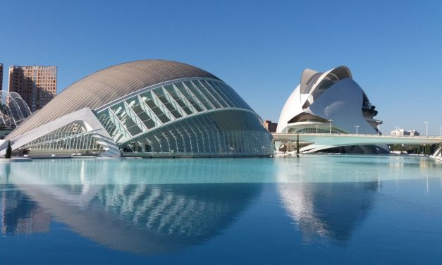 Inspirerend Valencia
