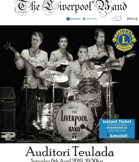 Liverpool Band 6 april 2019