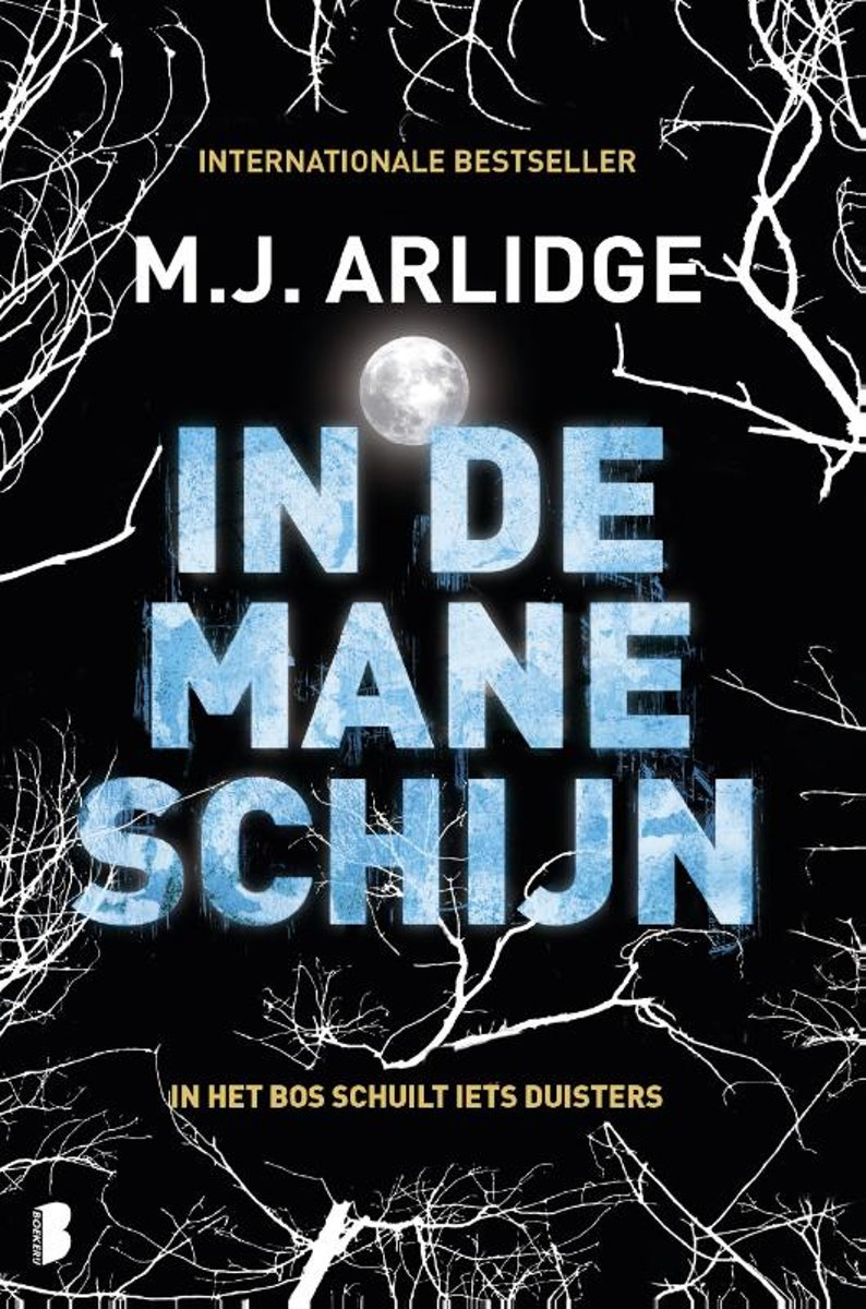 Nieuw in de bieb: M. J. Arlidge  – In de maneschijn