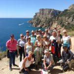 Verslag Bergstappers Cumbre del Sol 4 mei 2019