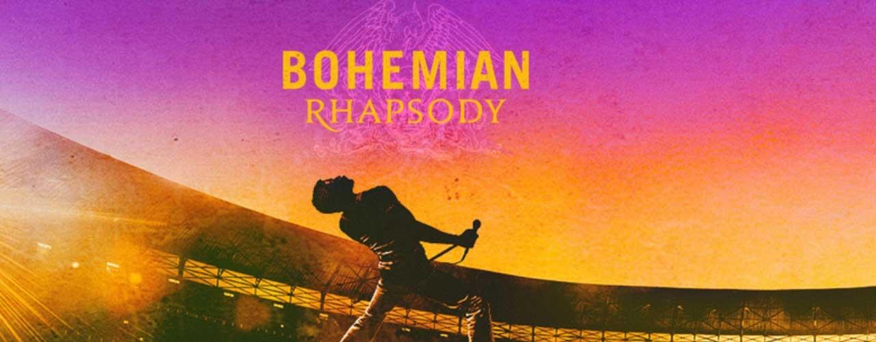 Muziekmatinee 3 november 2019: Bohemian Rhapsody